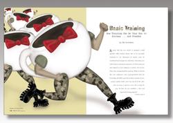 Freshcup Magazine - Basic Training