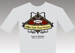 Miller Nash LLP - Team T-Shirt