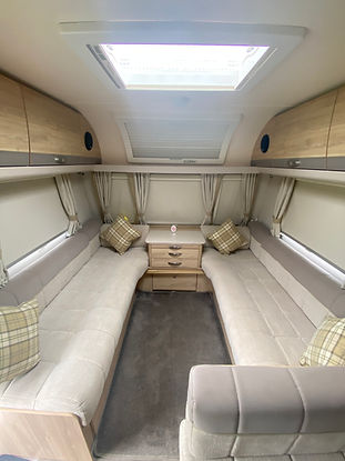 Elddis Avante 840 6 berth 2017 caravan