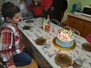 Urodziny Kamila