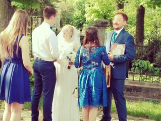 Ach, co to był za ślub......