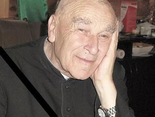 Ks. Czesław Wala odszedł...