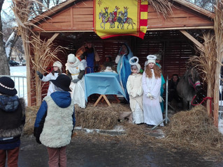 Tradycyjnie - Orszak Trzech Króli