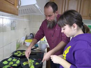 Zabawa w gotowanie