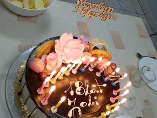 Urodziny Emila, Joli, Zuzi i Łucji