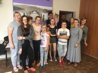 Pożegnania wychowanków i wychowawców