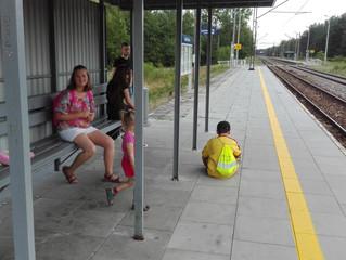 Pociągiem do Stalowej Woli