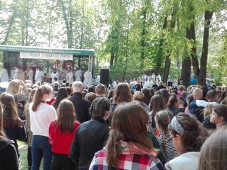Majówka w Sandomierzu