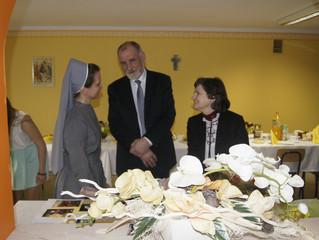 Wizyta pp. Janiny i Jana Dudów