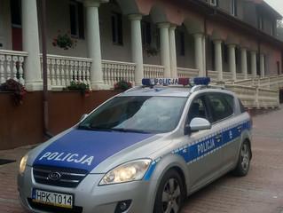 O bezpieczeństwie z policją