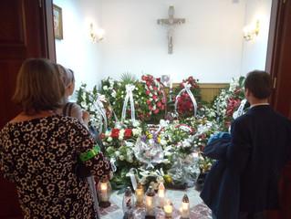 Pogrzeb ks. Czesława Wali