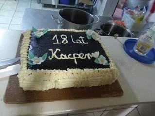 Osiemnastka Kacpra