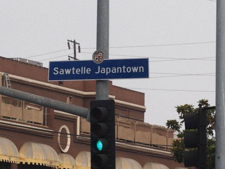 Sawtelle, Sawtelle Japantown, West LA cycling, bikeLA
