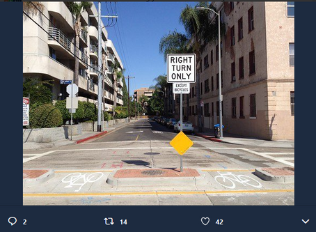 Another Bike Infrastructure Under Attack Again