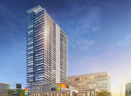 Housing Development in Koreatown, Los Angeles