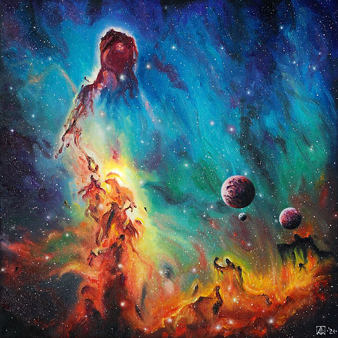 SPACE SCRIPTOR. Хрупкая связь