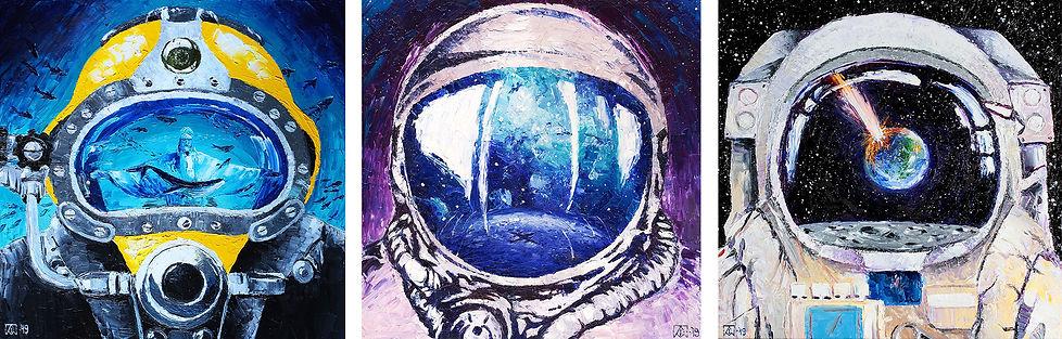 Space Scriptor. Каждый хотел стать космонавтом