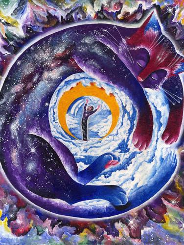 Боги-Сновидцы: творение сна