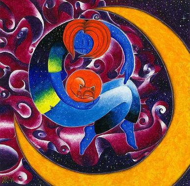 Space Scriptor. Боги-Сновидцы