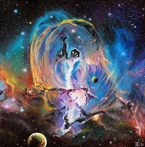 SPACE SCRIPTOR. Свобода, озаряющая мир