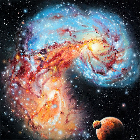 SPACE SCRIPTOR. Вечное взаимодейтсвие
