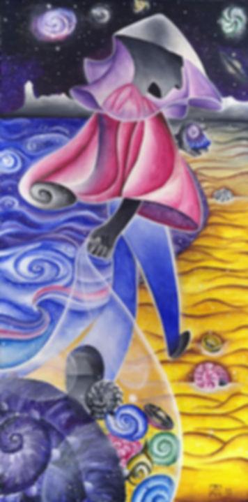 Бог-Собиратель ракушек