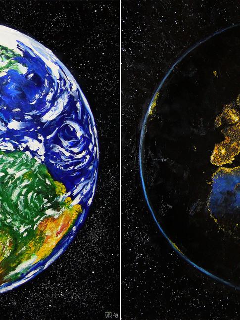 Покидая Землю