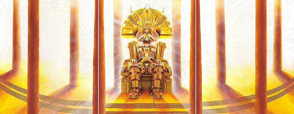 Space Scriptor. Храм Бога-Светотворца