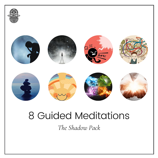 8 Guided Meditations (The Shadow Pack)