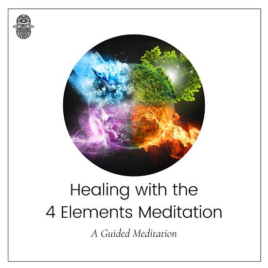 4 Elements Healing Meditation