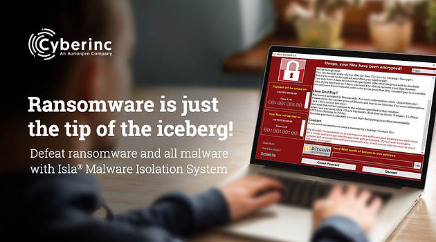 Ransomware is just the tip of the iceberg! | Technology