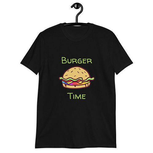 Burger Time Short-Sleeve Unisex T-Shirt