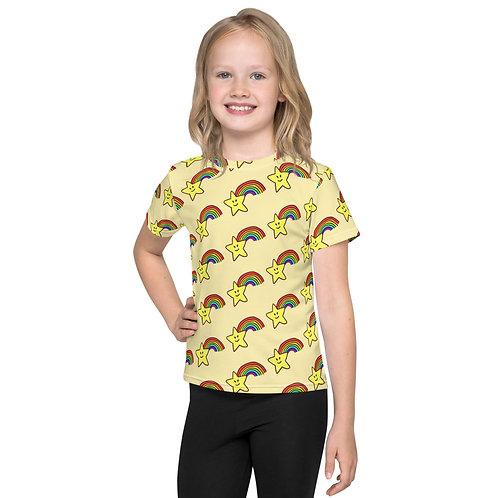 Rainbowstar Kids crew neck t-shirt