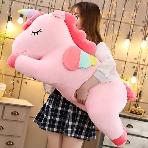 Large Unicorn Plush Toy