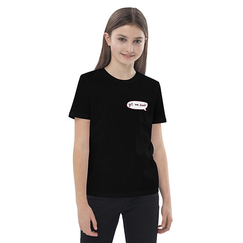 Get Me Food Organic cotton kids t-shirt