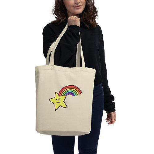 Rainbowstar Eco Tote Bag