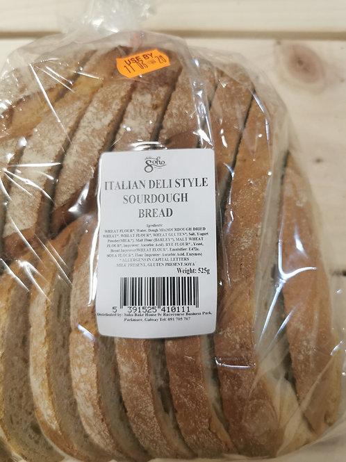Italian Delistyle Sourdough Bread