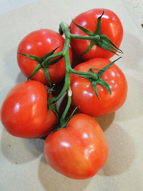 Vine tomatoes per 1/4 kg