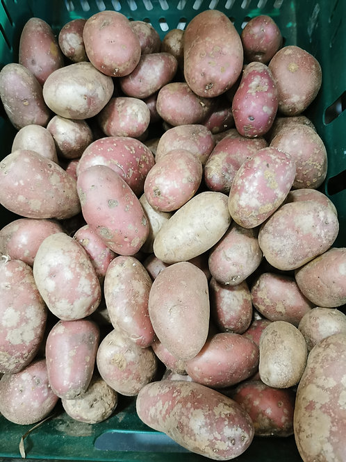Rooster potato per kg
