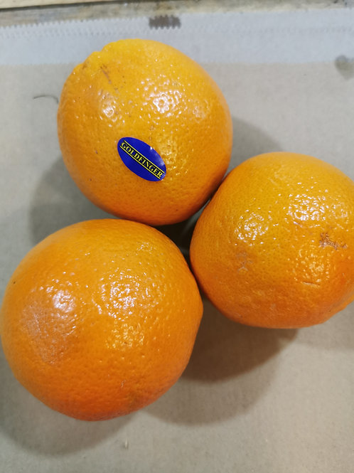 Large oranges each