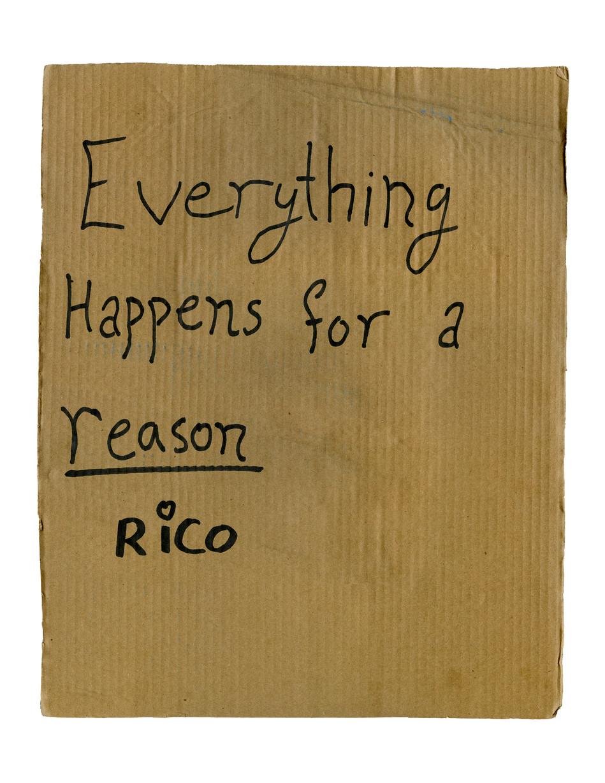 Rico's Message