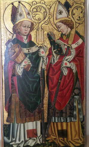 The Carabinieri Art Squad recovers 12 paintings stolen from two Austrian churches