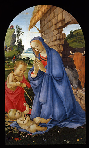 """""""Botticelli and the Search for the Divine"""". The great 400-500 Florentine painting lands in"""