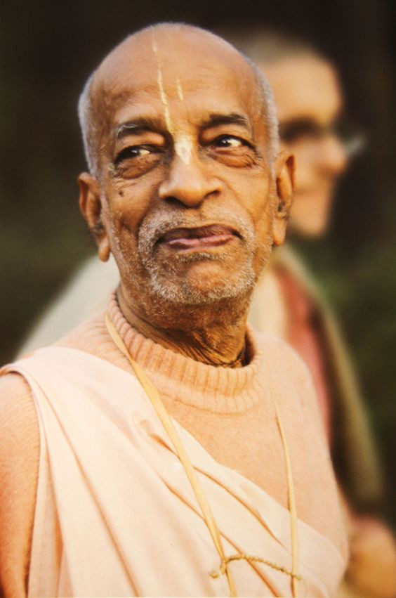 Srila Prabhupada, the guru for development in personality