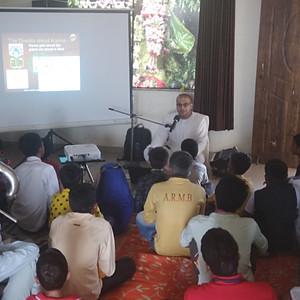 Youth Preaching in Bhiwandi