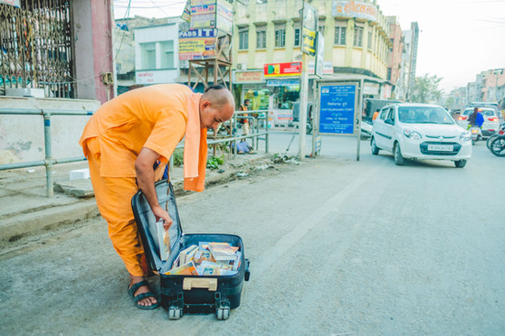 Travelling Sankirtan 6