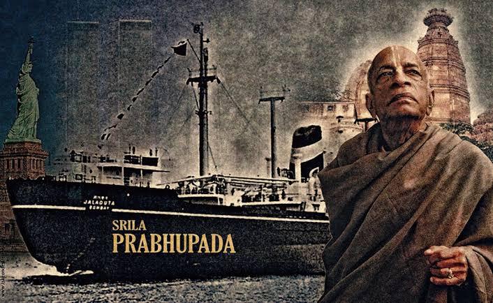 Motivational Story of Prabhupad's travel on Jaladutta