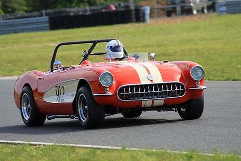 1957 Chevrolet Corvette Vintage Race Car