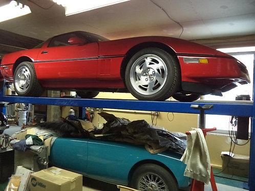 1990 Chevrolet Corvette ZR 1 Original NEVER Titled