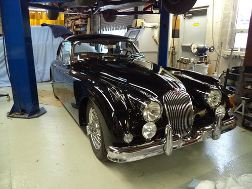 1959 Jaguar XK 150 Fist time offered in 30 years